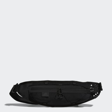 Handball Black Running Gear Waist Bag