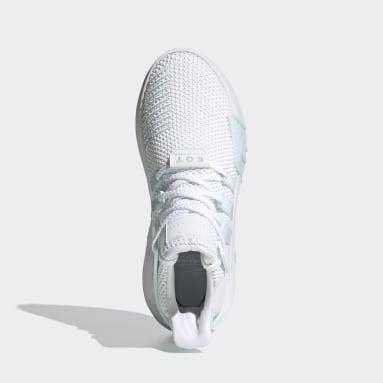 белый Высокие кроссовки EQT Bask ADV