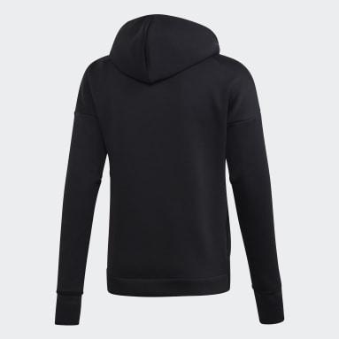 Männer Sportswear adidas Z.N.E. Fast Release Hoodie Schwarz