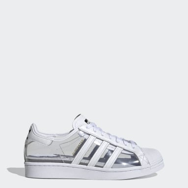 Scarpe Superstar Bianco Uomo Originals