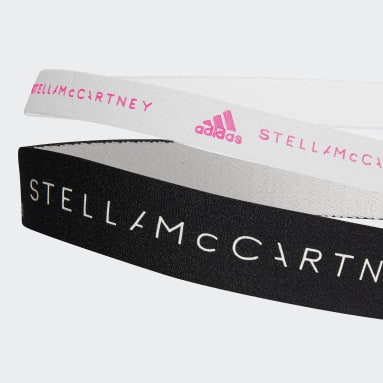 Women adidas by Stella McCartney Black adidas by Stella McCartney Headband