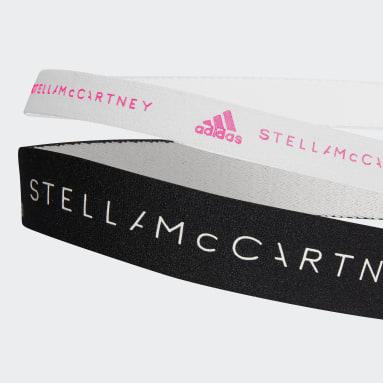 Dames adidas by Stella McCartney Zwart adidas by Stella McCartney Hoofdband