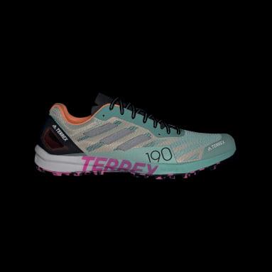 Sapatos de Trail Running TERREX Speed Pro Verde TERREX