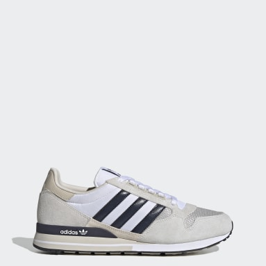Originals White ZX 500 Shoes