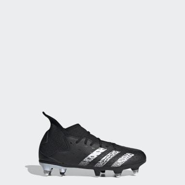 Chaussure Predator Freak.3 Terrain gras Noir Enfants Football