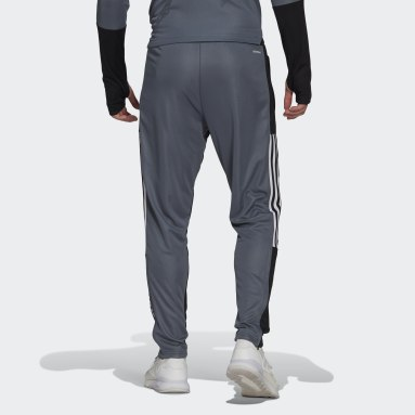 Men's Training Black Real Madrid Human Race Training Pants