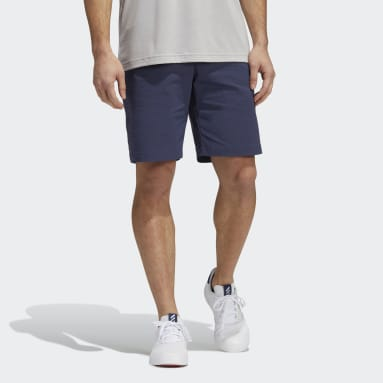 Shorts Adicross Beyond18 Five-Pocket Gris Hombre Golf