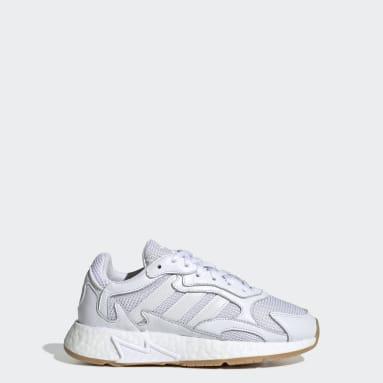 Youth Originals White Tresc Run Shoes