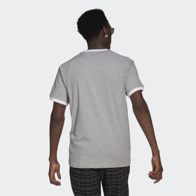 T-shirt adicolor Classics 3-Stripes Grigio Originals
