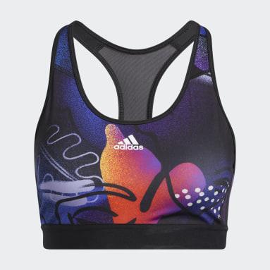 Dames Fitness En Training Veelkleurig Don't Rest Jem Training Beha