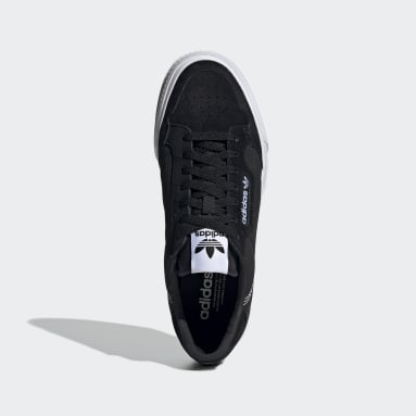 Zapatillas Continental Vulc (UNISEX) Negro Originals
