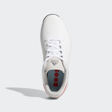 EQT Wide Golf Shoes Bialy