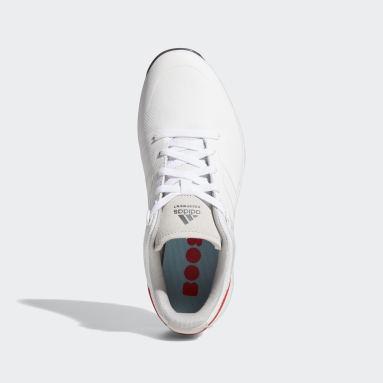 Golf Hvid EQT Wide Golf sko
