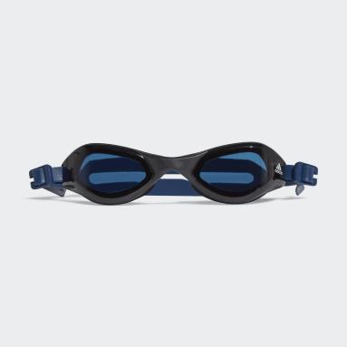 Kinderen Zwemmen Blauw Persistar Comfort Ontspiegelde Junior Duikbril