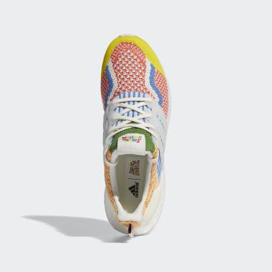 Løb Hvid Ultraboost 5.0 DNA sko
