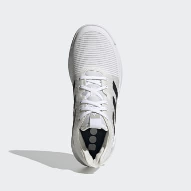 Women Volleyball White CrazyFlight Volleyball Shoes