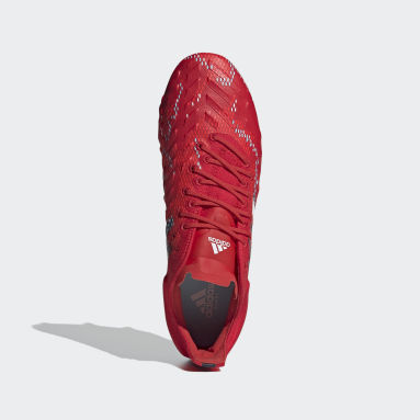 Rugby Röd Predator XP Soft Ground Boots