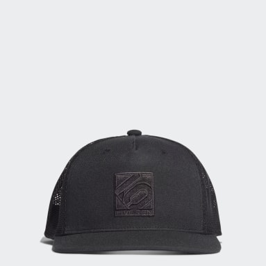 Five Ten Black Five Ten H90 Trucker Cap