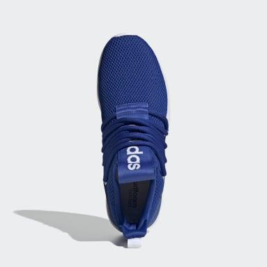 Tenis Lite Racer Adapt Azul Hombre Diseño Deportivo