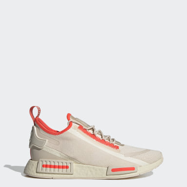 Men Originals Beige NMD_R1 Spectoo Shoes