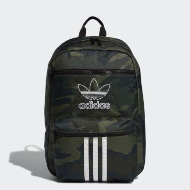Originals Green National 3-Stripes Backpack