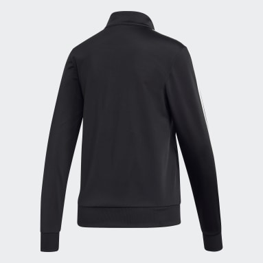 Women's Essentials Black Essentials Tricot Track Jacket