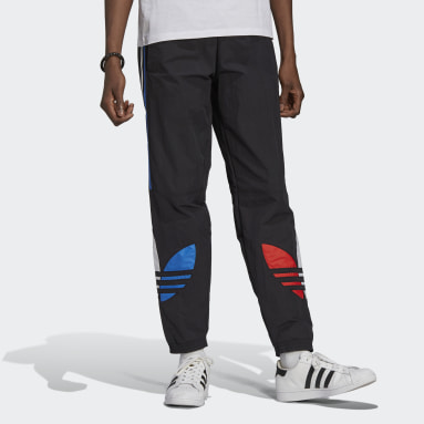 Men's Originals Black Adicolor Track Pants