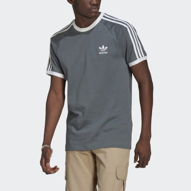 Originals Blue Adicolor Classics 3-Stripes T-Shirt