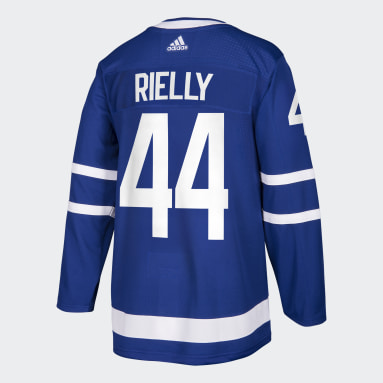 Men Hockey Multi Maple Leafs Rielly Home Authentic Pro Jersey