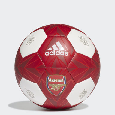 Men Football White Arsenal Club Ball