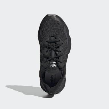 Women Originals Black OZWEEGO TR Shoes