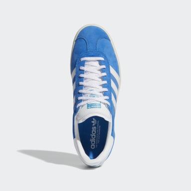 Originals Gazelle ADV Schuh Blau