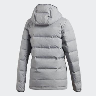 Women City Outdoor Grey Helionic Jacket