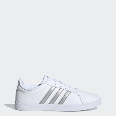 Zapatillas Courtpoint X Blanco Mujer Diseño Deportivo