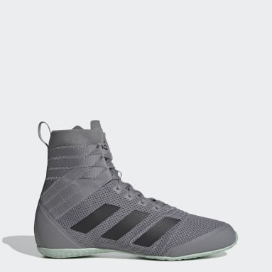 Training Grey Speedex 18 Boxing Shoes