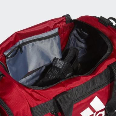 Training Red Defender Duffel Bag Small
