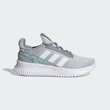 Kids Essentials Grey Kaptir 2.0 Shoes