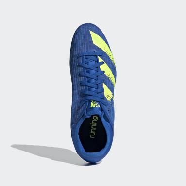 Men Track & Field Blue Sprintstar Spikes