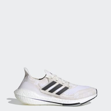Zapatillas Ultraboost 21 Primeblue Blanco Hombre Running