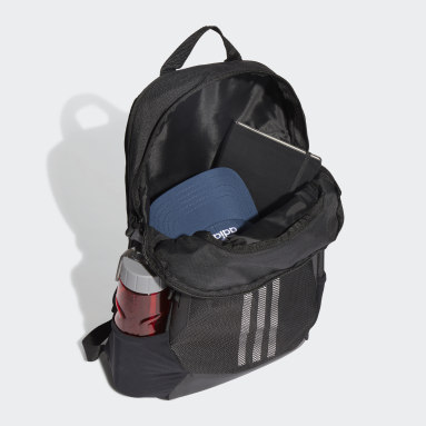 Fodbold Sort Tiro Primegreen rygsæk