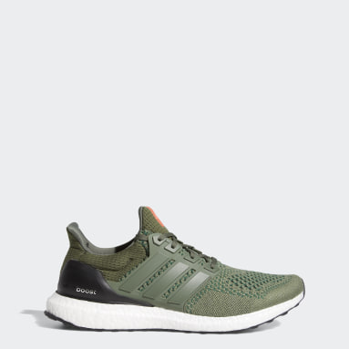 Running Green Ultraboost Ltd Shoes