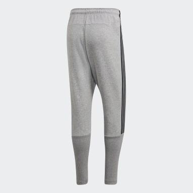 Pantaloni Must Haves 3-Stripes Tiro Grigio Uomo Sportswear