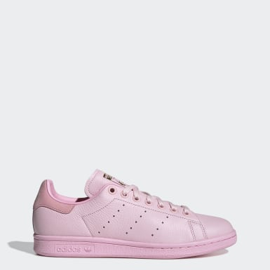 Roses FemmeBoutique Officielle Stan Chaussures Smith Adidas L54j3AR