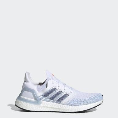 Scarpe Ultraboost 20 Bianco Uomo Running