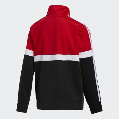 Youth Training Red Split Jacket