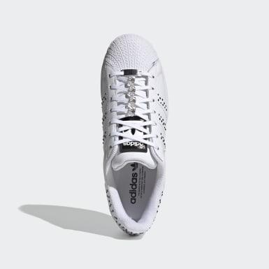 Chaussure Superstar Bold Blanc Femmes Originals
