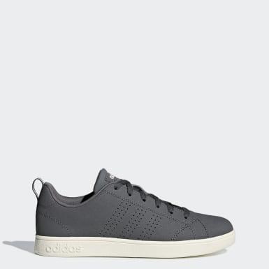 Women Sport Inspired Grey VS Advantage Clean Shoes