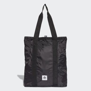 Bolsa Tote Packable Preto Originals