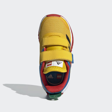 Infant & Toddler Running Yellow adidas x LEGO® Sport Shoes