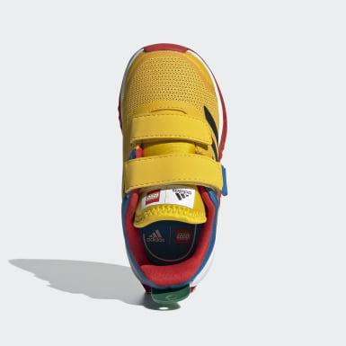 Kinder Running LEGO Sport Schuhe Gelb